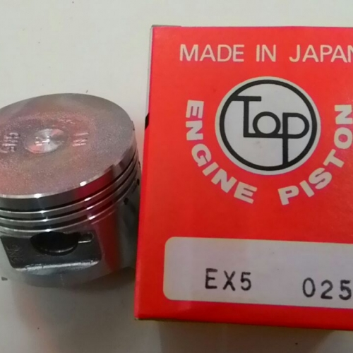 PISTON ALL SIZE (TOP) EX5 - Y&E Bikers World Sdn Bhd - We can reach