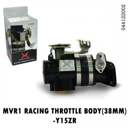 MVR1 RACING THROTTLE BODY (36MM/38MM) -Y15ZR - Y&E Bikers