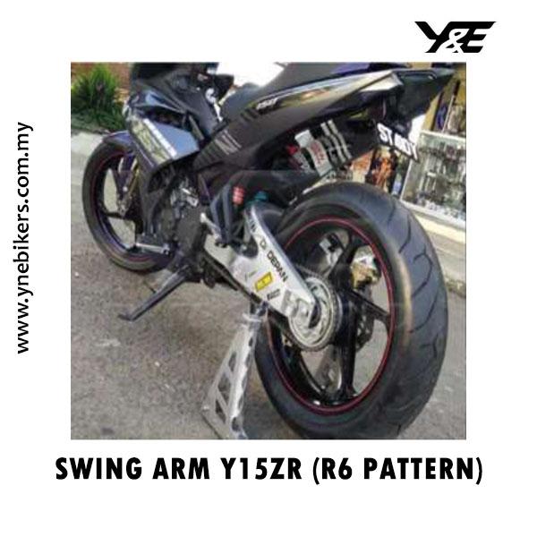SWING ARM Y15ZR (R6 PATTERN) - Y&E Bikers World Sdn Bhd - We can