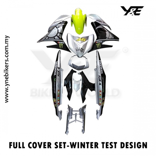 FULL COVER SET-WINTER TEST DESIGN Y15ZR/LC135 V2 - Y&E
