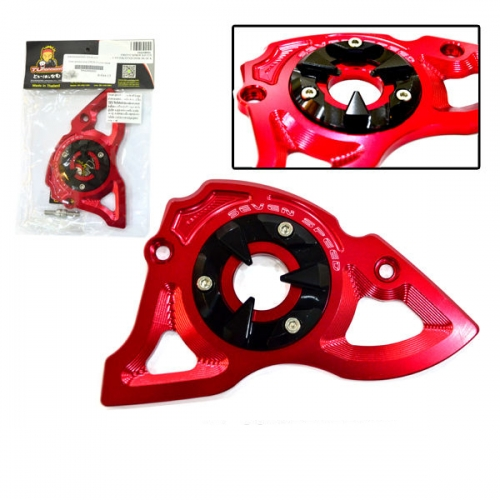 FRONT SPROCKET COVER (TPN) Y15ZR - Y&E Bikers World Sdn Bhd - We can