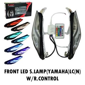 HEAD LAMP LED ORIGINAL ZHIPAT EXCITER LC135 V4 - Y&E Bikers World