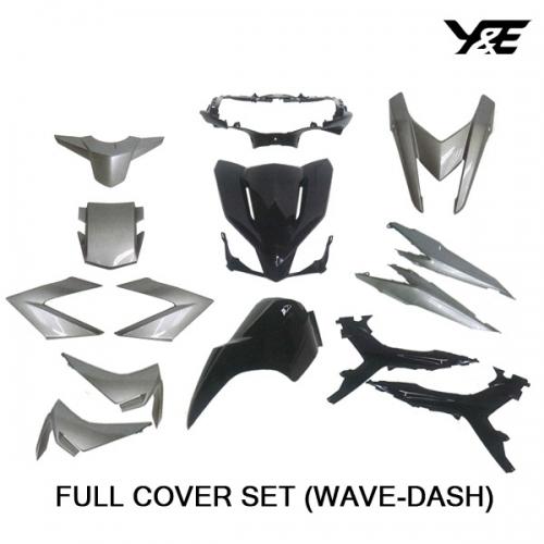 FULL COVER SET (WAVE-DASH) - Y&E Bikers World Sdn Bhd - We