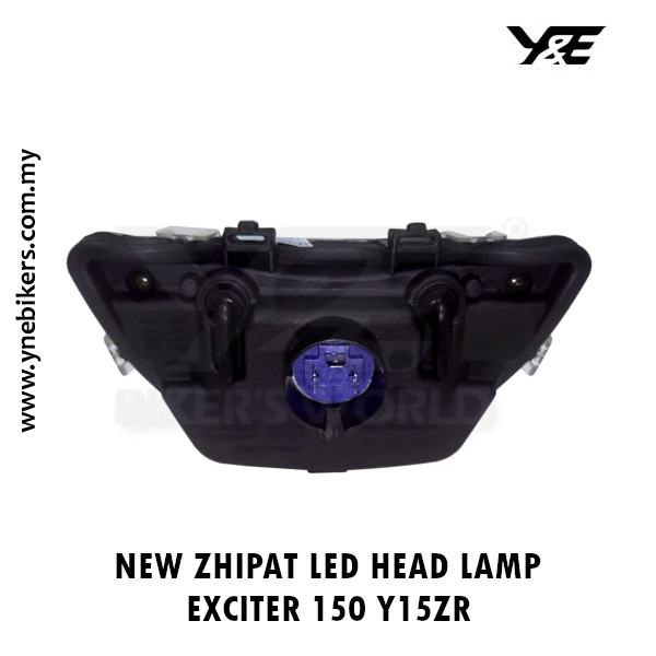 Bulb Led Y15zr: NEW ZHIPAT LED HEAD LAMP EXCITER 150 Y15ZR